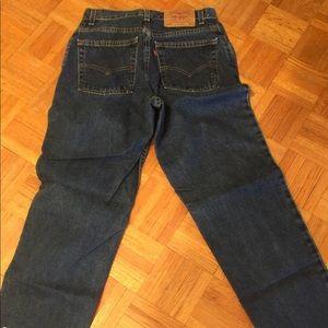 Levi's 550 Jeans NWOT
